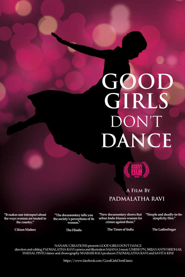 Poster of Good Girls Don't Dance